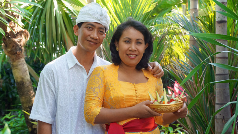 Bali tour magic owner & operators, Erna and Mus welcome you.  We can put together your perfect Bali tour, expertly and at great value for money.