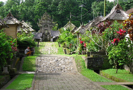 Kintamani and Besakih tour: Penglipuran Village is an experience in tranquillity and a must inclusion on any Kintamani and Besakih tour.