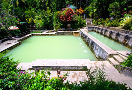 North Bali Tour Yeh Panas Hot Springs