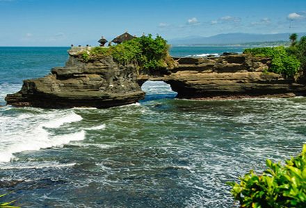 Tanah Lot Tour explore on foot by Tanah Lot walking trails.