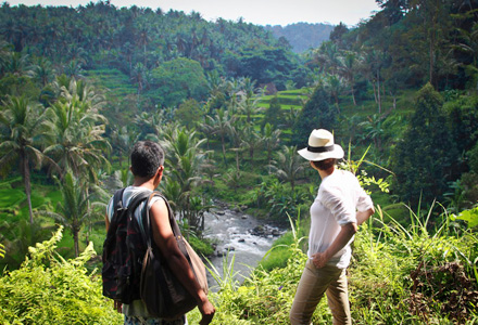 Ubud on foot - discover the beauty of Ubud up close