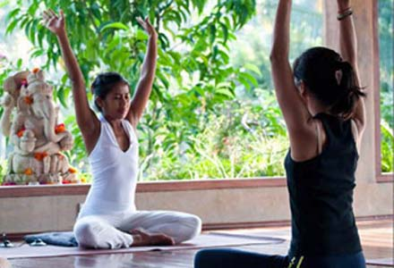 Ubud makes a great break from the beach. Tour Ubud, take a yoga class o