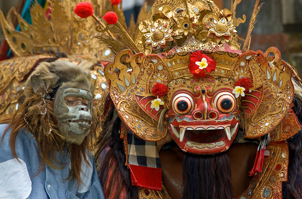 things to do in Bali - Barong dance, Batubulan, North Bali