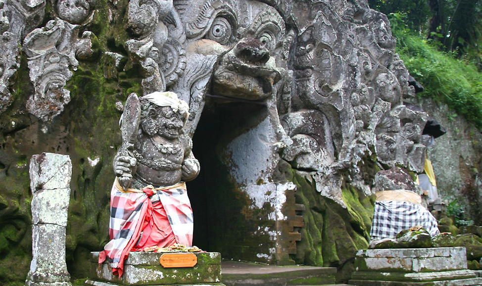 things to do in bali - Goa Gajah, North Bali