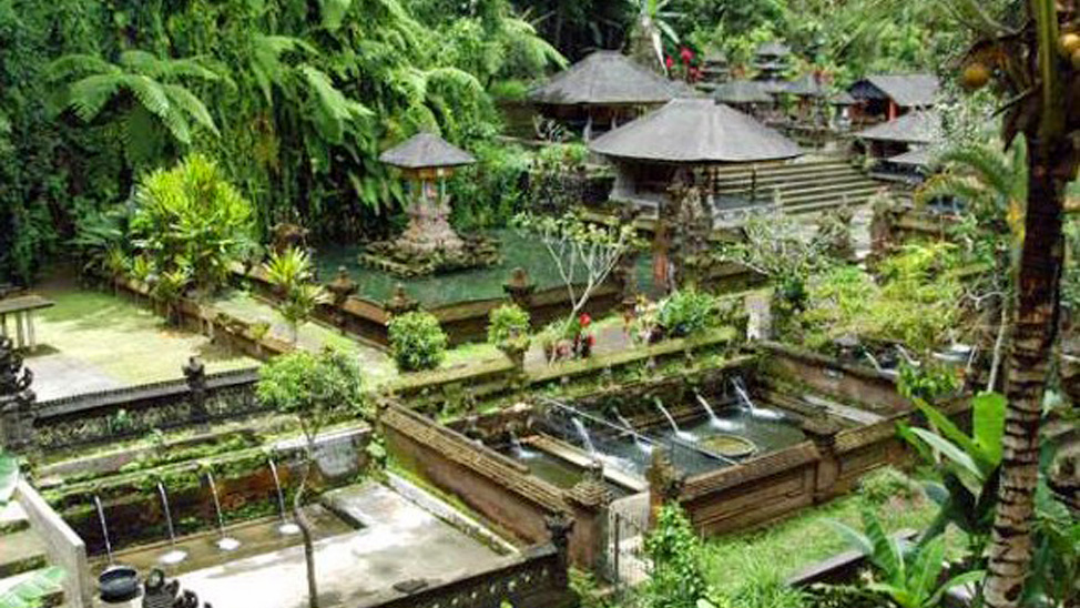things to do in Bali - Guning Kawi Sebatu