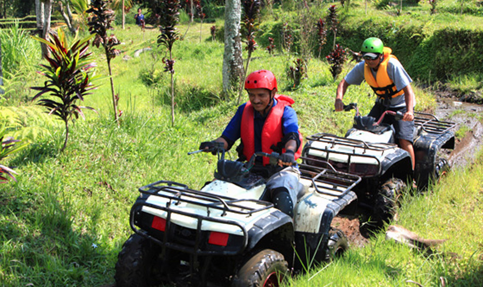 things to do in Bali - Jatiluwih ATV adventure north Bali, north Bali