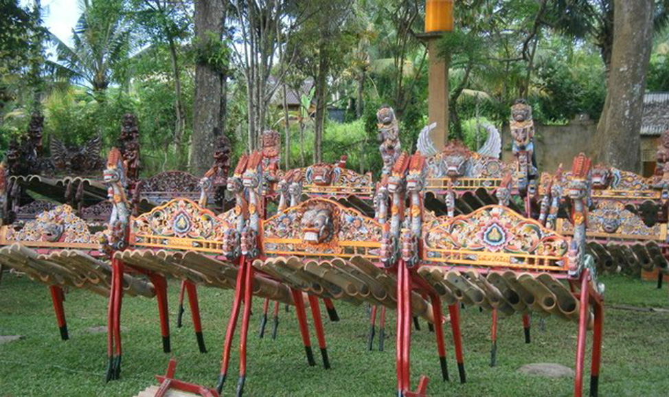 things to do in Bali - Jegog gamelan, West Bali