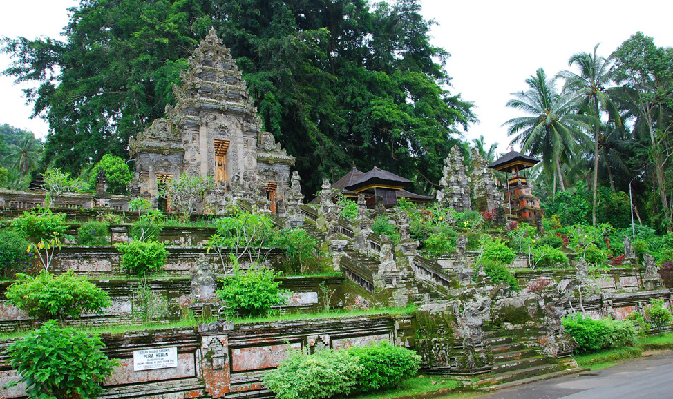 things to do in Bali - Kehen Temple