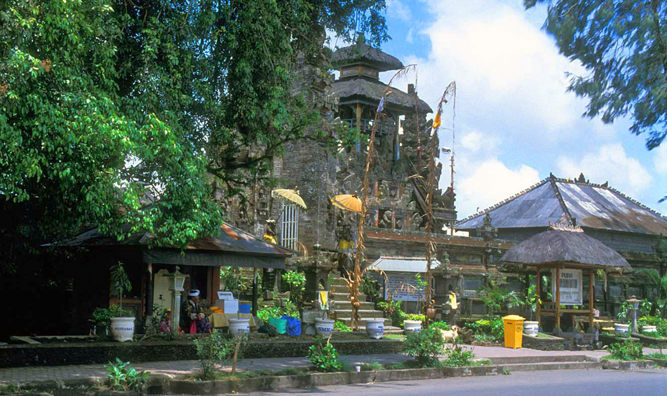 things to do in Bali - Kintamani Village, North Bali