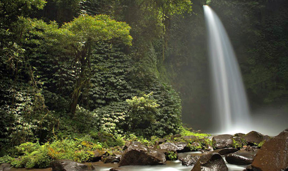 things to do in Bali - Nungnung waterfall north Bali