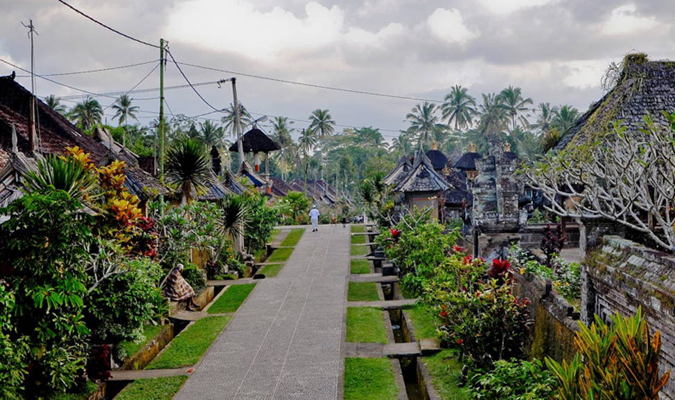 things to do in Bali - Penglipuran, North Bali