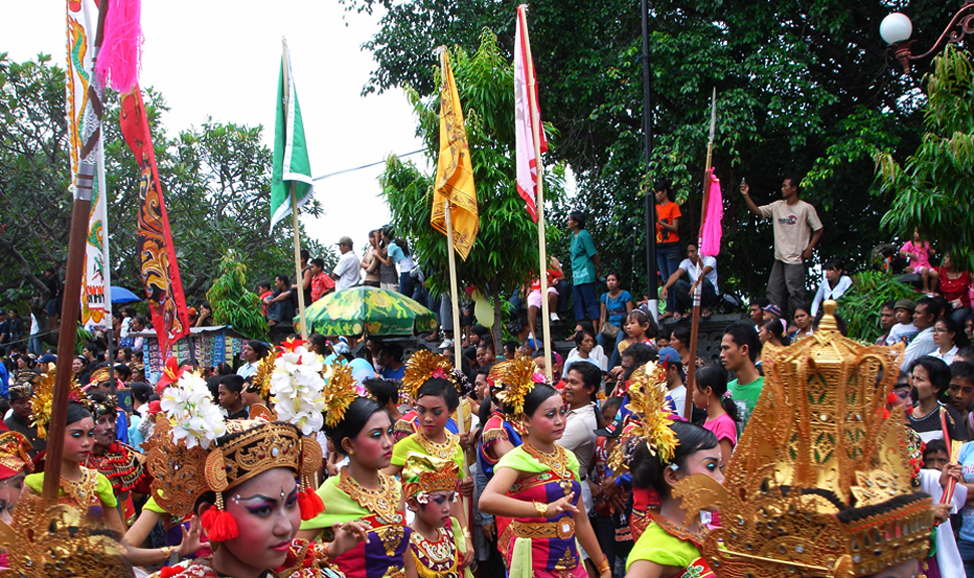 things to do in Bali - Singaraja festivities