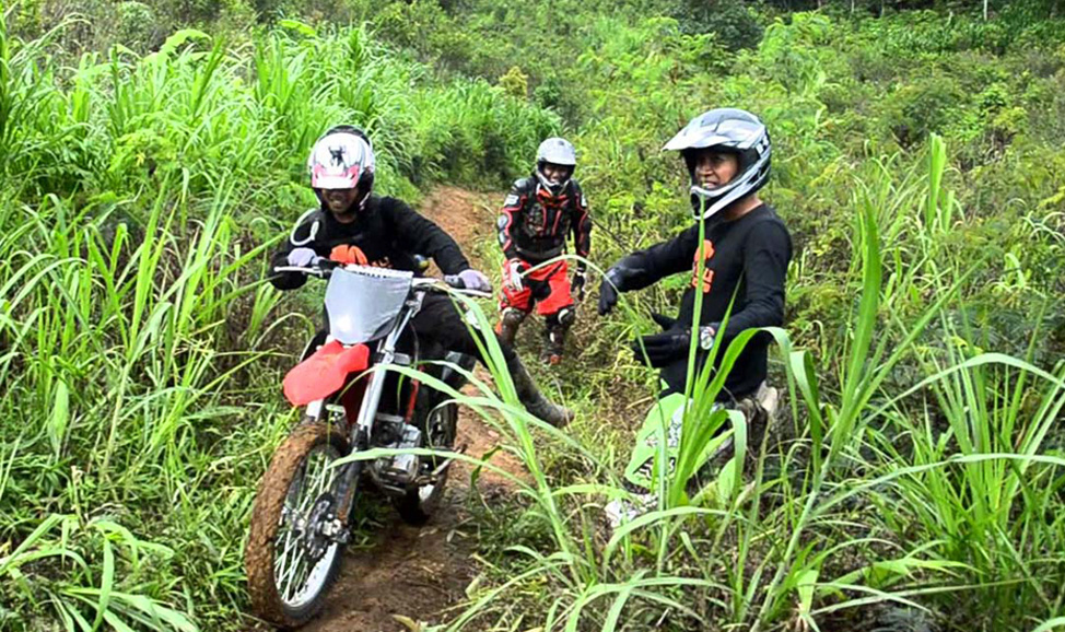 things to do in Bali - Tabanan dirt bike adventures, West Bali
