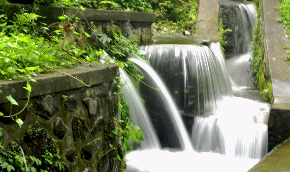 things to do in Bali - Tampaksiring Waterfall