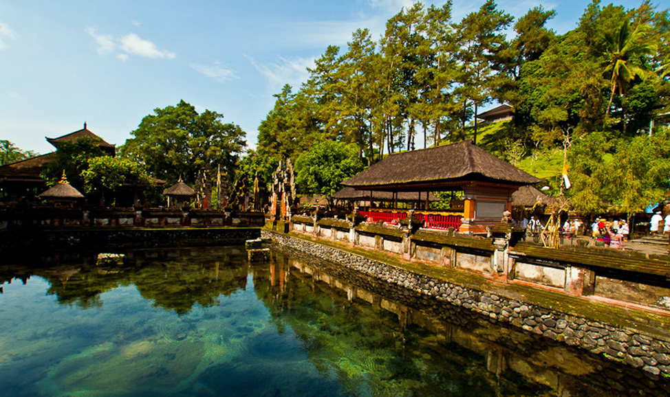 things to do in Bali - Tirta Empul Temple
